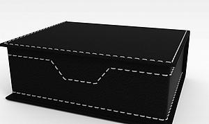 3d黑色的<font class='myIsRed'>盒子</font>模型