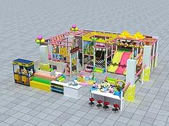 儿童游乐园模型3d模型