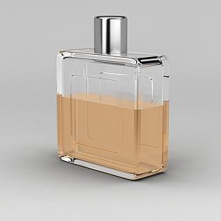 香水3d模型