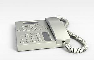 3d<font class='myIsRed'>電話</font>座機模型