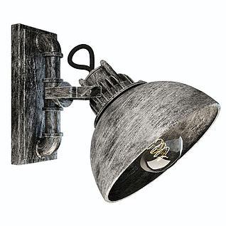 复古风壁灯3d模型
