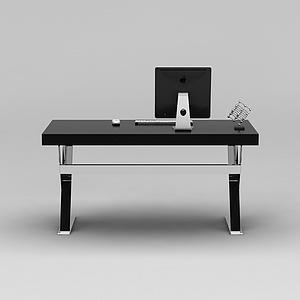 3d现代时尚<font class='myIsRed'>办公桌</font>模型