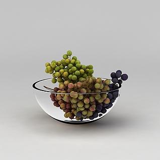 水果3d模型3d模型