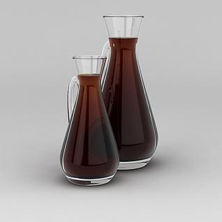 自酿果酒3d模型3d模型