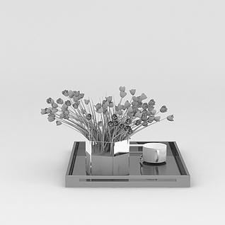 生活家居摆件3d模型