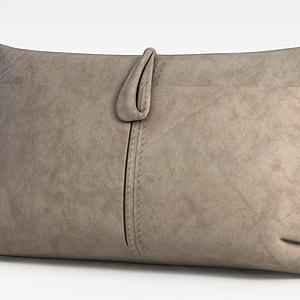 装饰抱枕模型