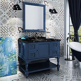 美式乡村浴室柜模型