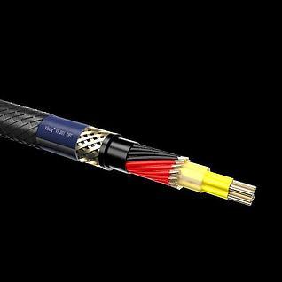 皮革布纹黄铜电线3d模型