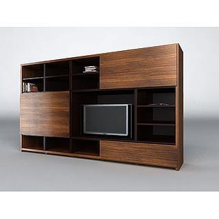 拉斐尔厅柜3d模型3d模型