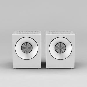小音箱模型3d模型