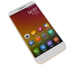 3d红米<font class='myIsRed'>手机</font>模型
