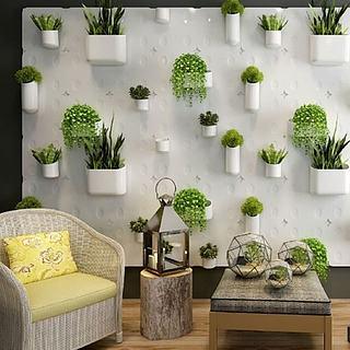 <font class='myIsRed'>植物</font>装饰墙3d模型