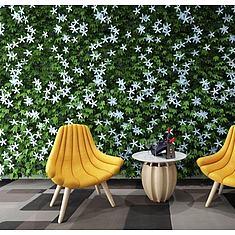 植物装饰墙香蕉椅组合3D模型3d模型