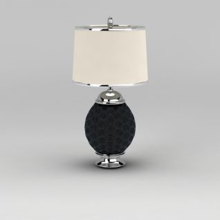 床头灯3d模型