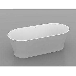 浴盆3d模型
