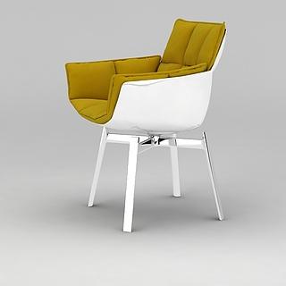 懒人休闲椅3d模型
