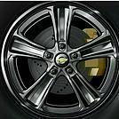 汽车轮胎钢圈模型