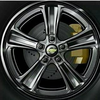 汽车轮胎钢圈3d模型