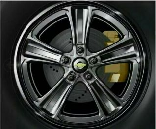 汽车轮胎钢圈模型3d模型