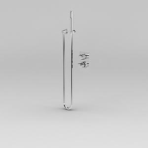 淋浴器模型