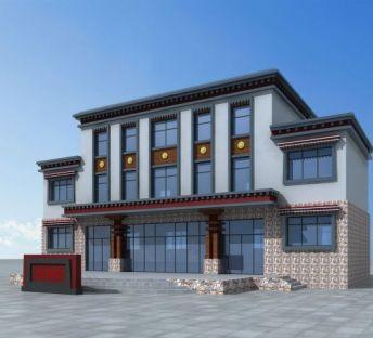 藏族村委会