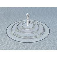 天坛3D模型3d模型