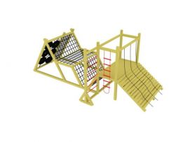 室外拓展设备模型