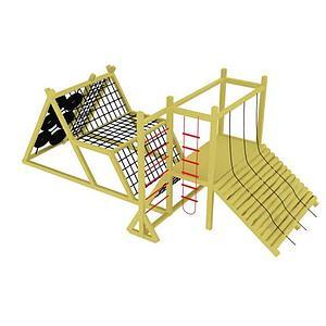 室外拓展设备3d模型