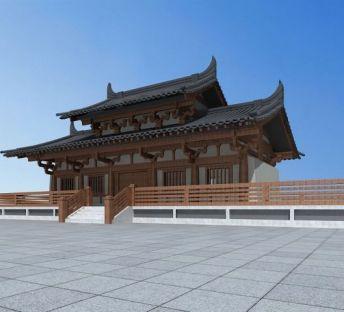 唐代宫殿建筑