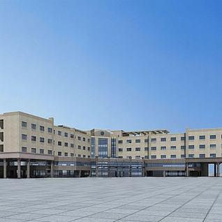 高端酒店3d模型