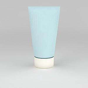 洗面奶模型