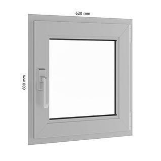 单开窗3d模型