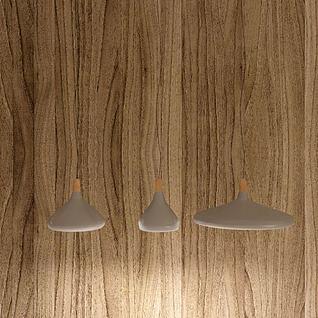 北欧风格吊灯3d模型