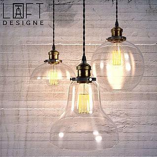 工业风灯泡吊灯3d模型