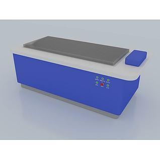 钉床3d模型