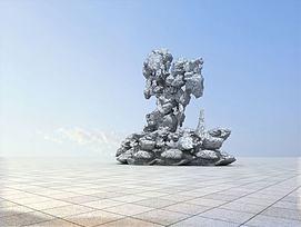 3d太湖石模型