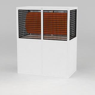 商展器材3d模型