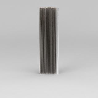 光面窗帘3d模型