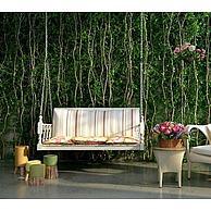 植物装饰墙吊椅组合3D模型3d模型