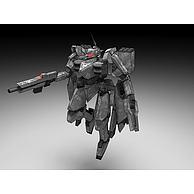 机甲3D模型3d模型