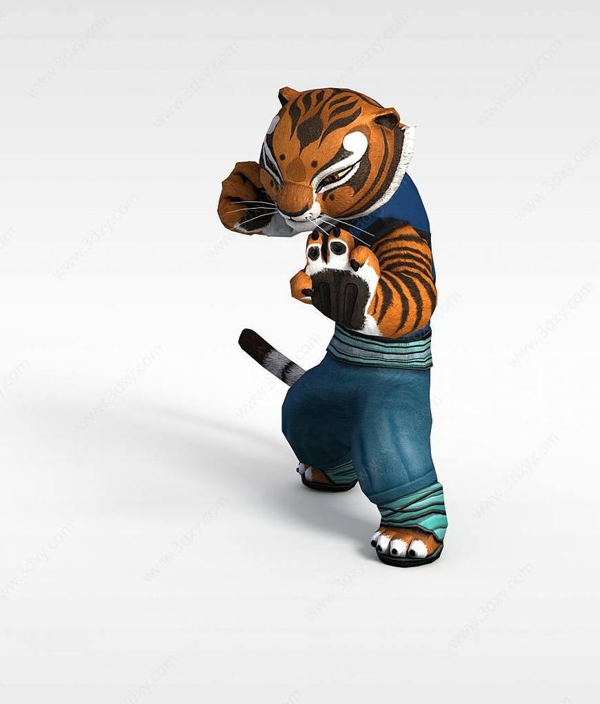 qq游戏免费下载2011_3d悍娇虎模型,悍娇虎3d模型下载_3D学苑