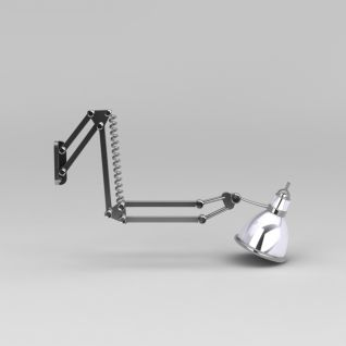 长臂壁灯3d模型