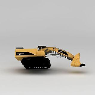 工程车3d模型