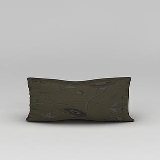 枕头3d模型