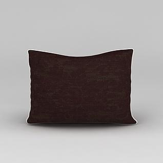 沙发靠枕3d模型