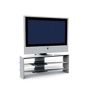 电视显示屏3d模型3d模型
