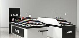 商场货柜模型
