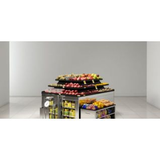 超市货架3d模型