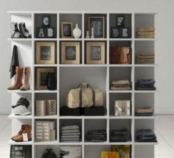 服装店展示货柜