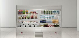 便利店货柜模型